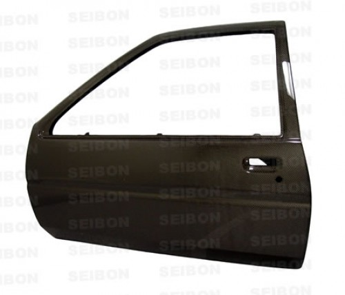 OEM-style carbon fibre doors for 1984-1987 Toyota Corolla AE86 *OFF ROAD USE ONLY! (pair)