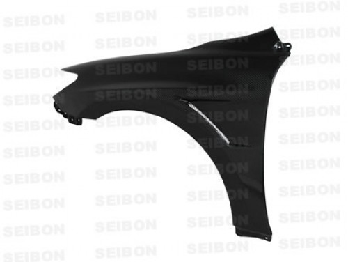 Carbon fibre guards for 2005-2010 Scion TC (10mm Wider) (pair)