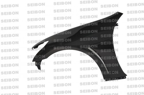 OEM-STYLE CARBON FIBRE GUARDS FOR 2009-2013 INFINITI G37 SALOON