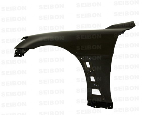 CARBON FIBRE GUARDS FOR 2008-2014 LEXUS IS F