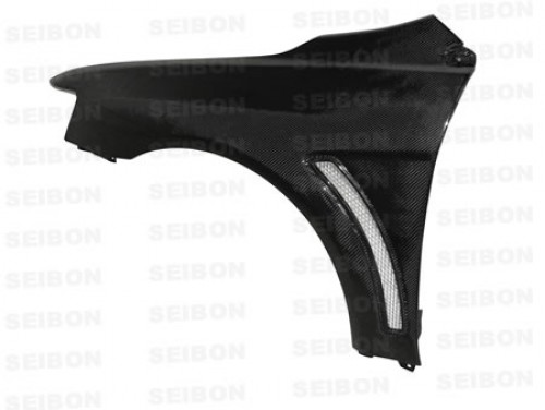 CARBON FIBRE WIDE GUARDS FOR 2008-2015 MITSUBISHI LANCER EVO X