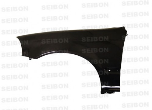 OEM-STYLE CARBON FIBRE GUARDS FOR 1996-1998 HONDA CIVIC