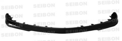 DL-style carbon fibre front lip for 2003-2005 Mitsubishi EVO8