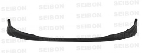 OEM-style carbon fibre front lip for 2007-2008 Toyota Yaris Liftback