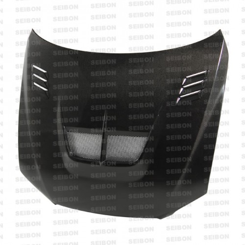 TS-style carbon fibre bonnet for 2000-2005 Lexus IS300
