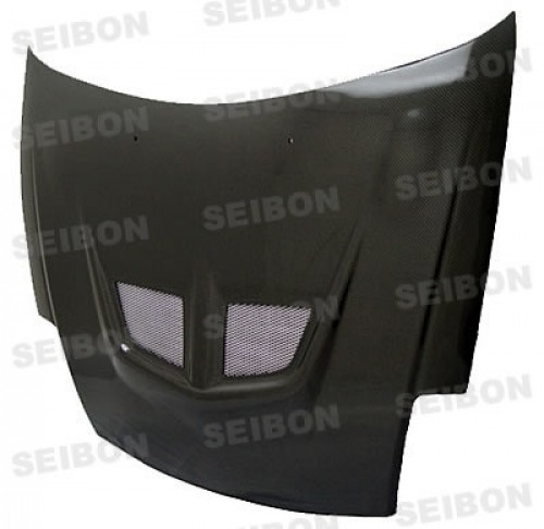 EVO-style carbon fibre bonnet for 2000-2005 Mitsubishi Eclipse