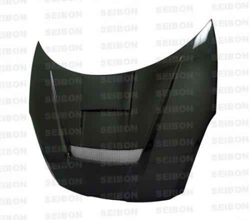 VSII-style carbon fibre bonnet for 2000-2005 Toyota Celica