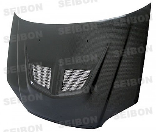 EVO-style carbon fibre bonnet for 2001-2003 Honda Civic