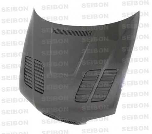 GTR-STYLE CARBON FIBRE BONNET FOR 2001-2006 BMW E46 M3