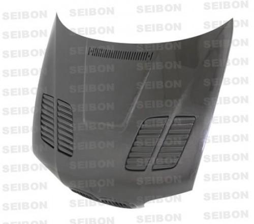 GTR-STYLE CARBON FIBRE BONNET FOR 2001-2006 BMW E46 M3