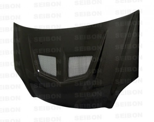 EVO-style carbon fibre bonnet for 2002-2005 Honda Civic Si