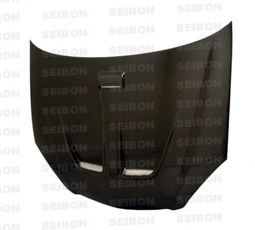 MG-style carbon fibre bonnet for 2002-2007 Acura RSX