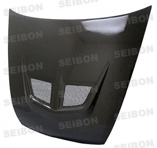 EVO-style carbon fibre bonnet for 2003-2007 Honda Accord 2DR