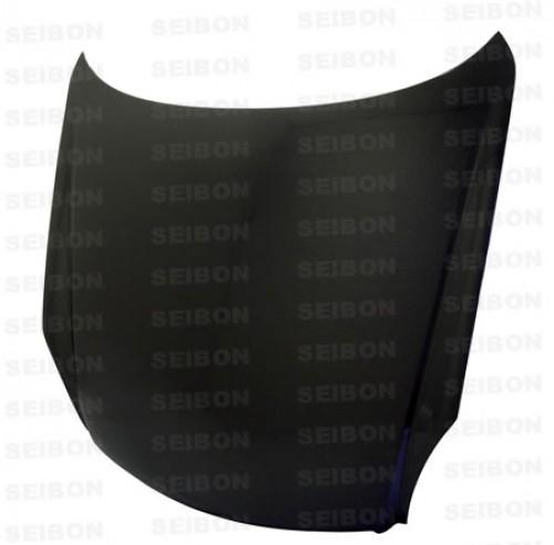 OEM-style carbon fibre bonnet for 2003-2007 Infiniti G35 2DR