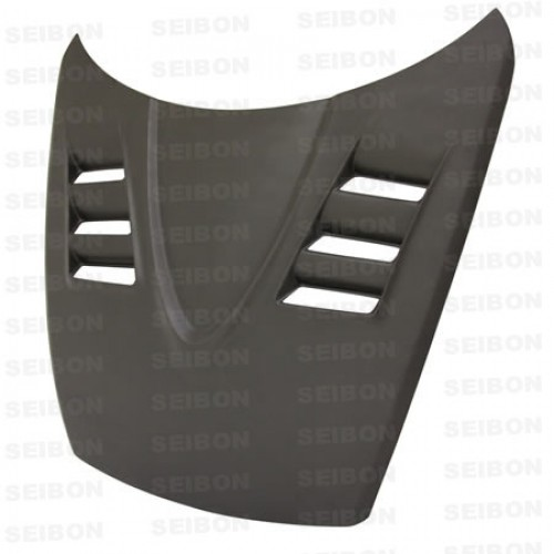 TS-STYLE DRY CARBON BONNET FOR 2004-2011 MAZDA RX-8*