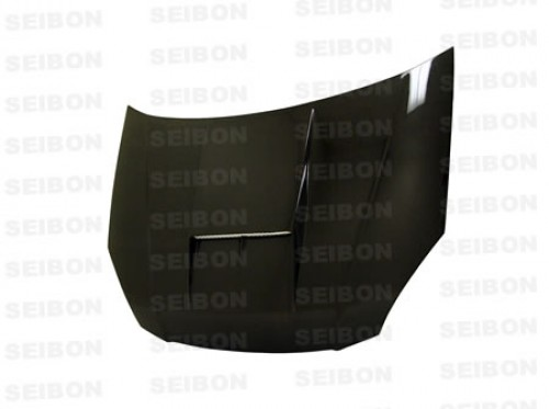 SC-Style Carbon fibre bonnet for 2006 Kia Rio