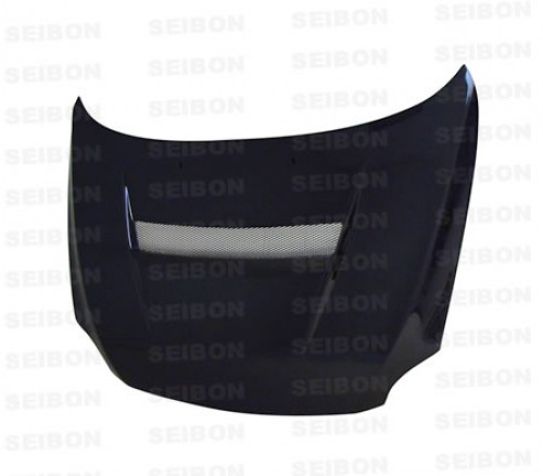 VSII-style carbon fibre bonnet for 2005-2010 Scion TC