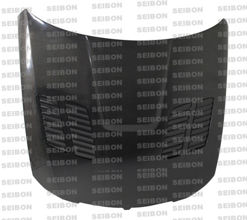 GTR-STYLE CARBON FIBRE BONNET FOR 2006-2008 BMW E90 3 SERIES SALOON