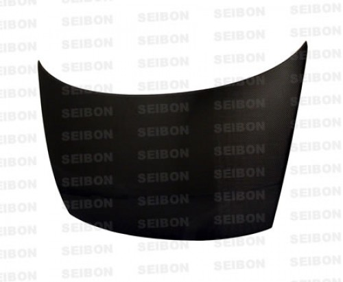 OEM-style carbon fibre bonnet for 2006-2010 Honda Civic 2DR