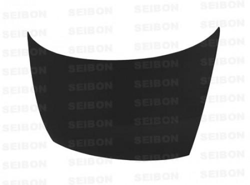 OEM-style carbon fibre bonnet for 2006-2010 Honda Civic 4DR