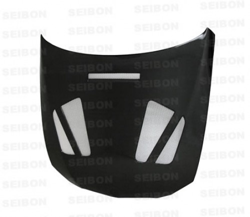 ER-STYLE CARBON FIBRE BONNET FOR 2007-2010 BMW E92 3 SERIES COUPE