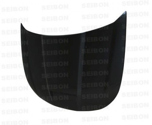 SC-style carbon fibre bonnet for 2008-2009 Ford Focus