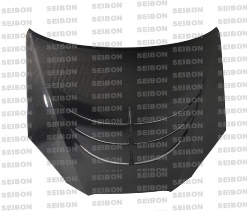 SC-STYLE CARBON FIBRE BONNET FOR 2010-2012 HYUNDAI GENESIS COUPE