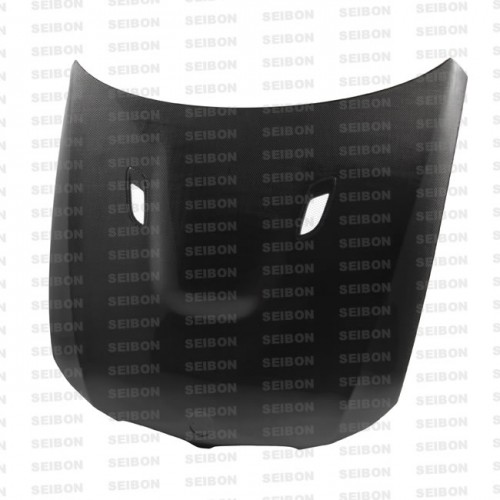 BM-STYLE CARBON FIBRE BONNET FOR 2009-2011 BMW E90 3 SERIES SALOON