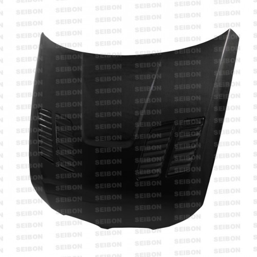 GTR-STYLE CARBON FIBRE BONNET FOR 2009-2011 BMW E90 3 SERIES SALOON