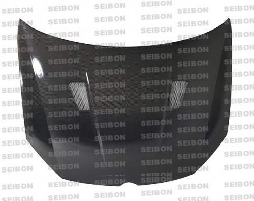TM-style carbon fibre bonnet for 2010-2014 VW Golf / GTI