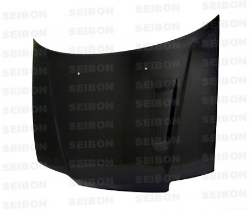 ZC-style carbon fibre bonnet for 1988-1991 Honda Civic HB/CRX