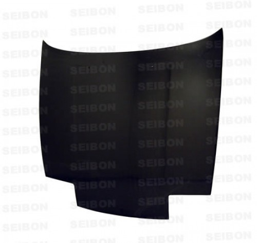 OEM-style carbon fibre bonnet for 1989-1994 Nissan 240SX