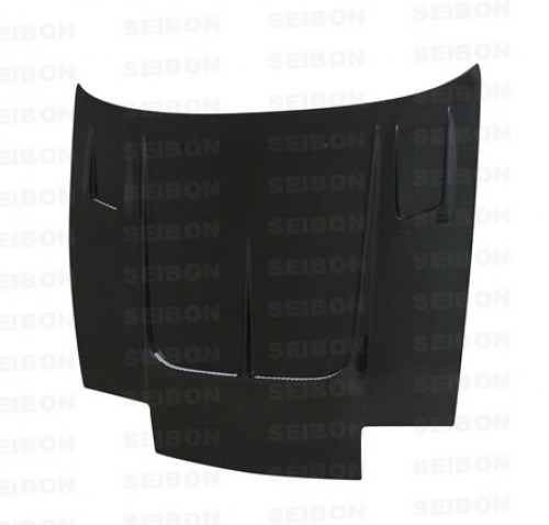 TT-style carbon fibre bonnet for 1989-1994 Nissan 240SX