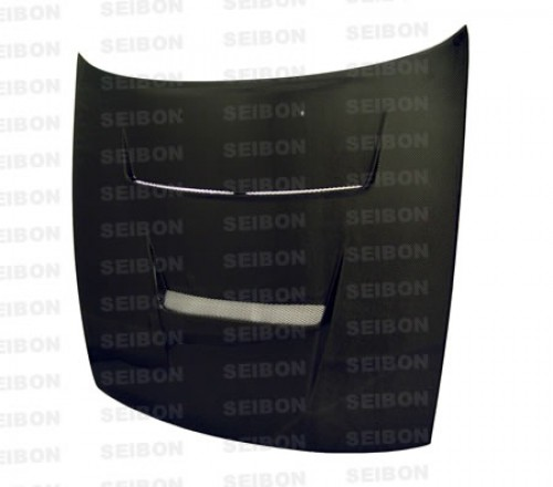 DV-style carbon fibre bonnet for 1989-1994 Nissan S13