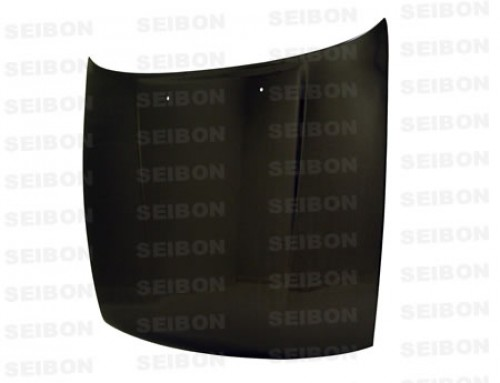 OEM-style carbon fibre bonnet for 1989-1994 Nissan S13