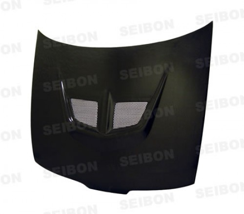 EVO-style carbon fibre bonnet for 1990-1993 Acura Integra