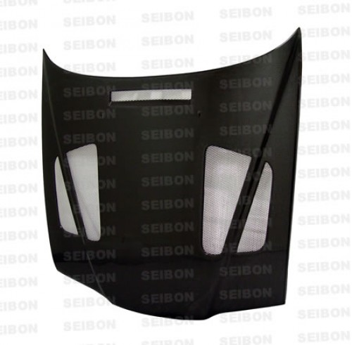 ER-STYLE CARBON FIBRE BONNET FOR 1992-1998 BMW E36 3 SERIES / M3 SALOON