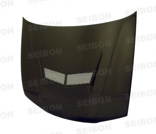 VSII-style carbon fibre bonnet for 1994-1997 Honda Accord