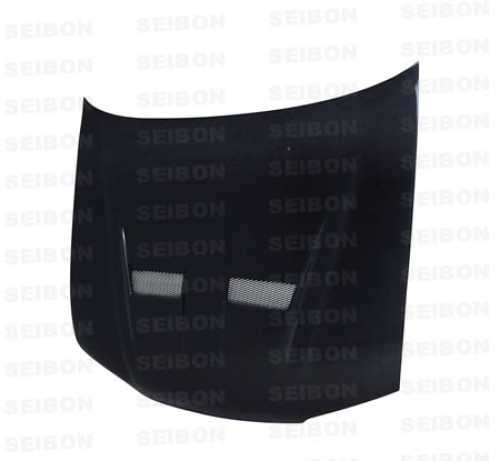 XT-style carbon fibre bonnet for 1994-1997 Honda Accord