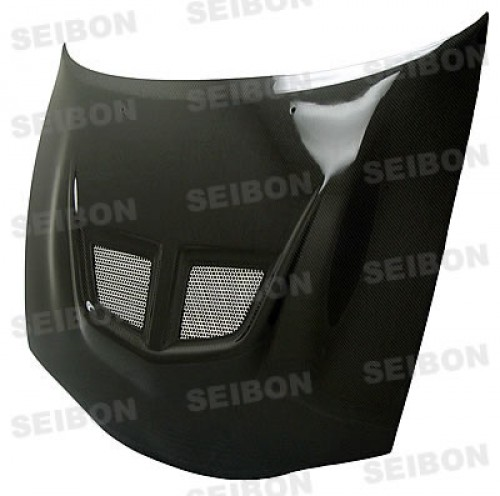 EVO-style carbon fibre bonnet for 1995-1999 Mitsubishi Eclipse