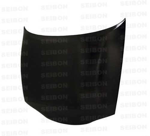 OEM-style carbon fibre bonnet for 1995-1999 Mitsubishi Eclipse