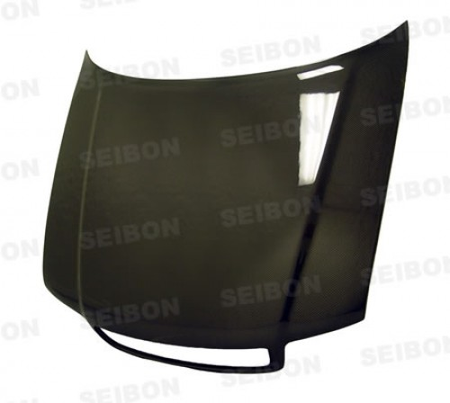 OEM-style carbon fibre bonnet for 1996-2001 Audi A4