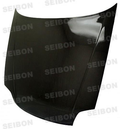 OEM-style carbon fibre bonnet for 1997-2001 Honda Prelude