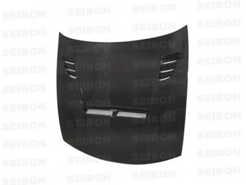 TA-style carbon fibre bonnet for 1997-1998 Nissan 240SX