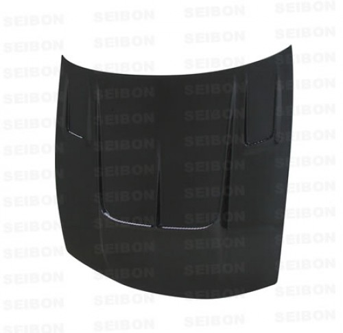 TT-style carbon fibre bonnet for 1997-1998 Nissan 240SX