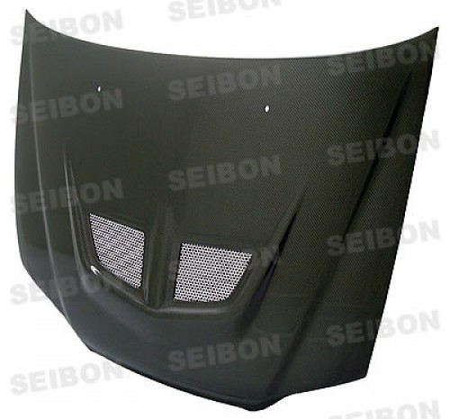 EVO-style carbon fibre bonnet for 1998-2002 Honda Accord 2DR