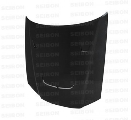 JU-style carbon fibre bonnet for 1999-2001 Nissan Skyline R34 GT-R
