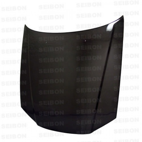 OEM-STYLE CARBON FIBRE BONNET FOR 1999-2002 NISSAN SKYLINE R34 GT-R