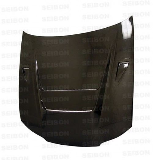 DVII-STYLE CARBON FIBER BONNET FOR 1999-2002 NISSAN 200SX