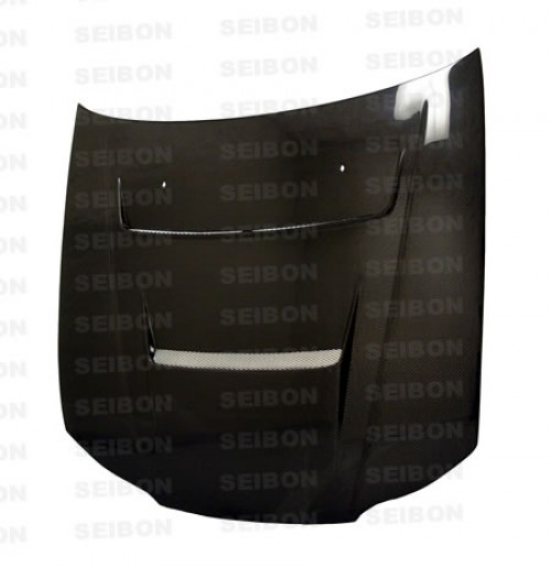 DV-style carbon fibre bonnet for 1999-2002 Nissan S15